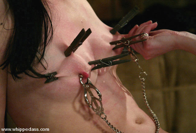 Torture slaves.