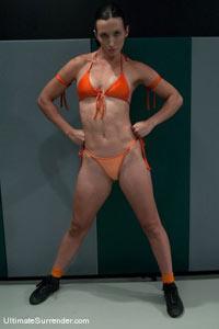 wrestling nude Wenona porn star